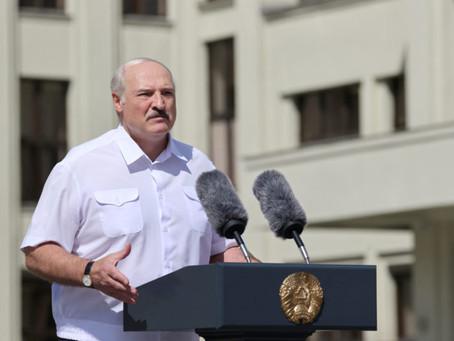 Felicitats Aleksandr Lukashenko