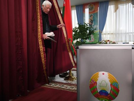 Eleccions a la República de Belarús