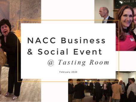 Past Events - Networking at Tasting Room