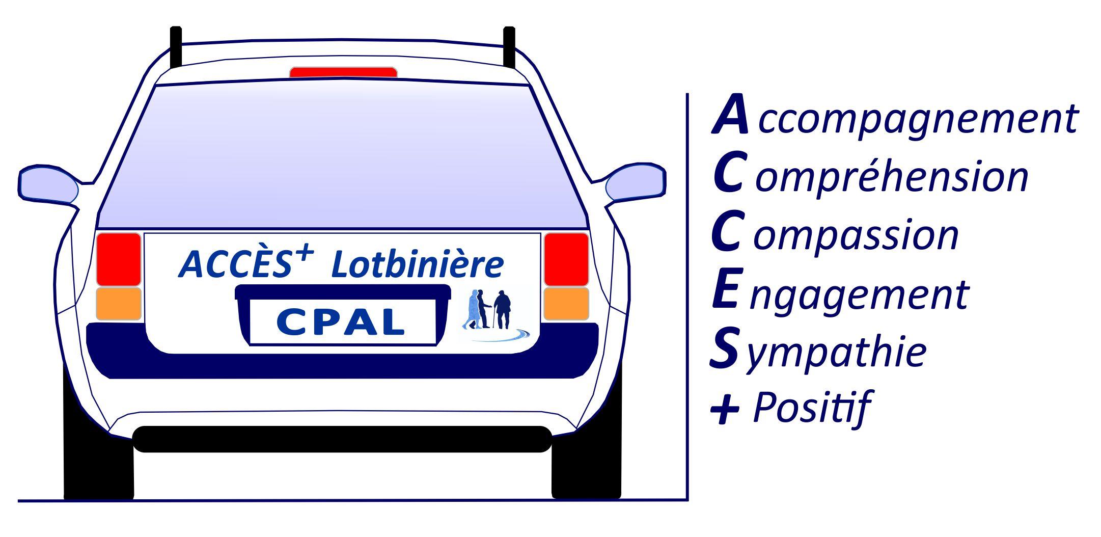 Accès+ | CPA Lotbinière