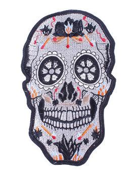 Large Back Skull Patch