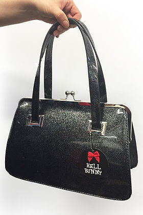Black Tippi Purse