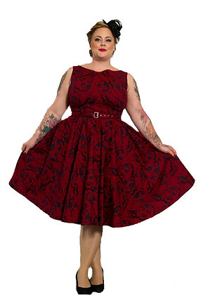 Sara Swing Dress