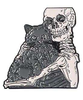 Kitty Love Pin