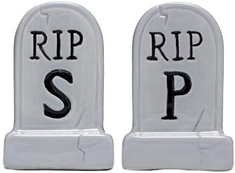 Tombstone Shakers Set