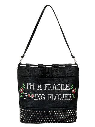 Fragile Flower Purse
