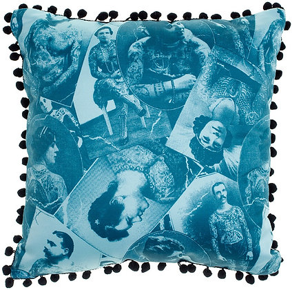 Old Timers Pillow