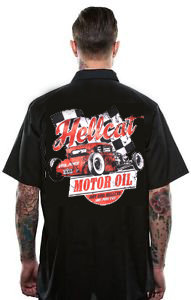 Motor Oil Workshirt