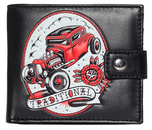 Traditional Tattoo Wallet