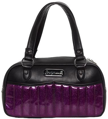Purple Sabrina Purse