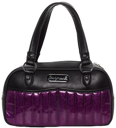Purple Sabrina Purse