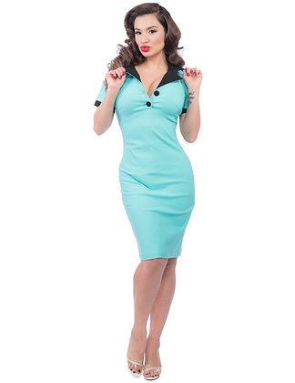 Lillian Wiggle Dress