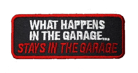 Garage Patch
