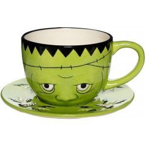 Frankenstein Tea Set