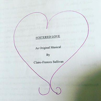 """""""Fostered Love"""" 29-hr Reading"""
