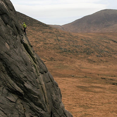 Rock Climbing - Northern Ireland - Mourn