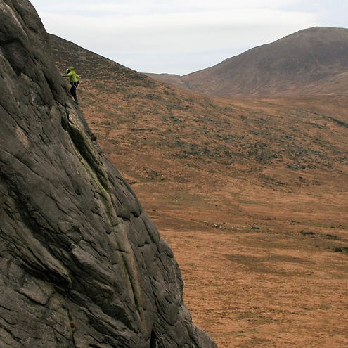 Rock Climbing - Northern Ireland - Mourn