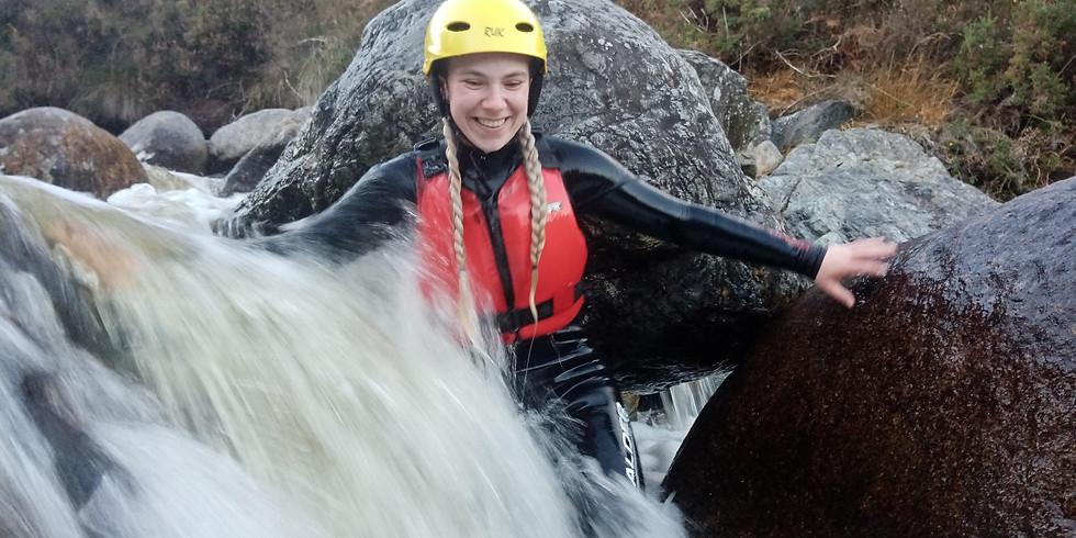 Mid-Week Mum's Week 3 - Wet Bouldering
