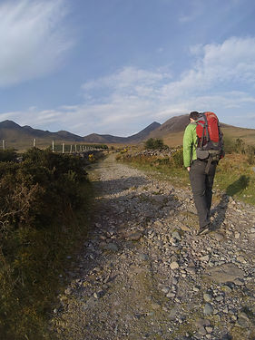 Guided Hike - Hill Walking - Mourne Moun