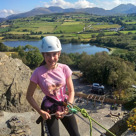 Rock Climbing - Group Activity - Mourne