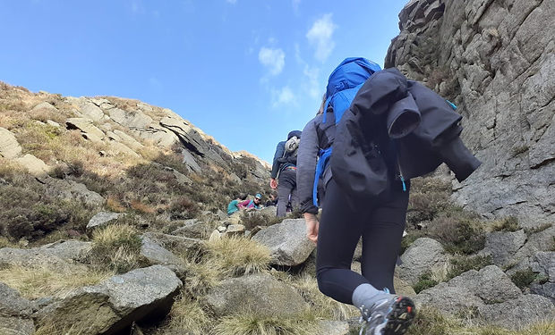 Hiking - Hill Walking - Mourne Mountains