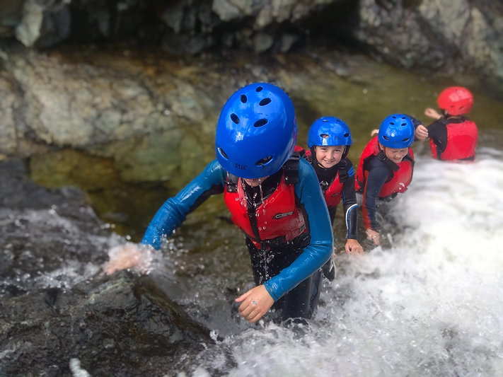 Wet Bouldering -Bouldering - Bloody Brid