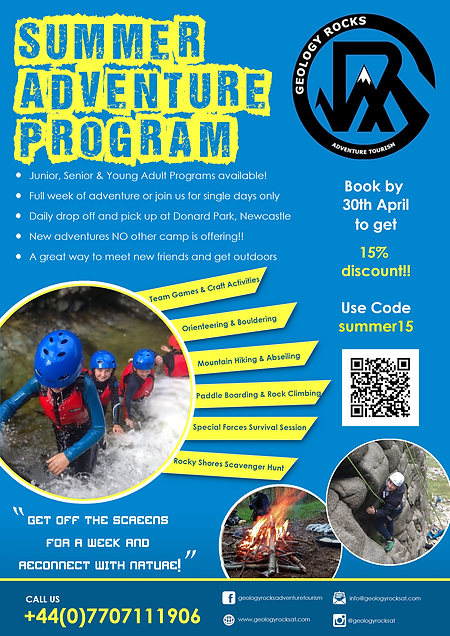 Summer Adventure Program