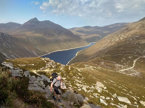 Mourne Mountain Challenge - Survival -