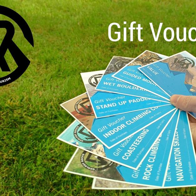 Activity Gift Vouchers