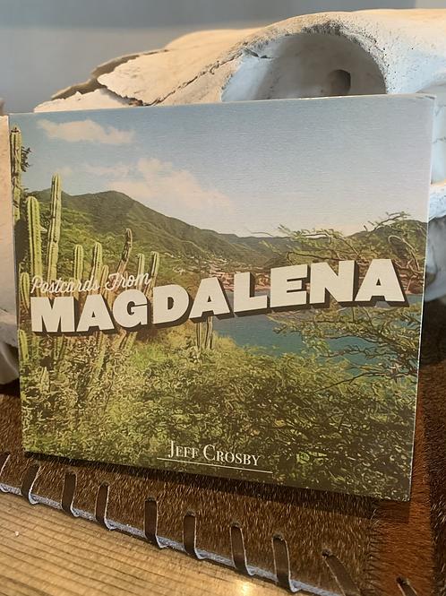 Limited Edition UK Pressing - Magdalena