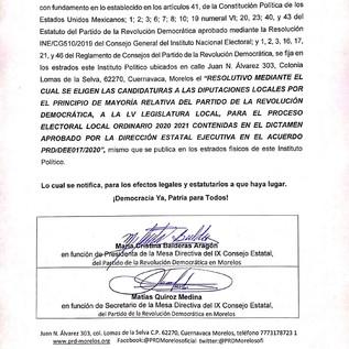 CÉDULA DE NOTIFICACIÓN 22-03-2021.