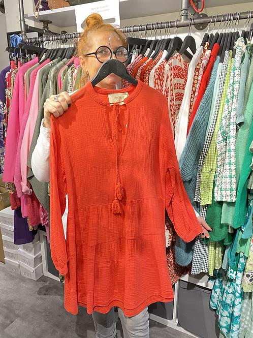 robe gaze de coton Chantal B.
