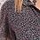 Thumbnail: Robe plissée 7/8ème libertie