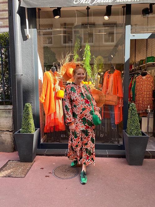 robe longue Alexia Chantal B
