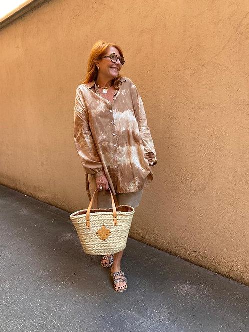 Grande chemise Curcuma - Chantal B.