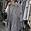 Thumbnail: Robe volantée vichy noir & blanc