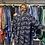 robe broderie anglaise bleue marine