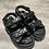 Thumbnail: Dad sandales noires