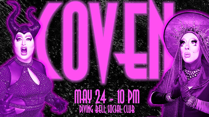 COVEN May 2019