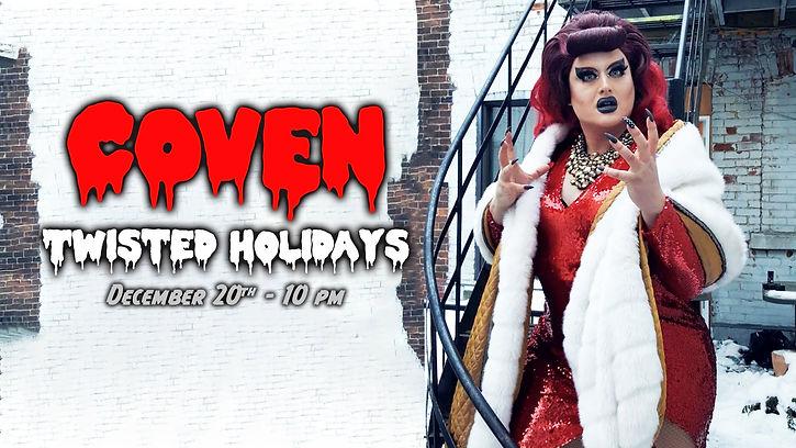 COVEN - Dec 2019 Show