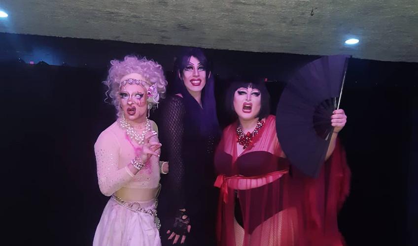 Abby Long, Selma + Uma Gahd
