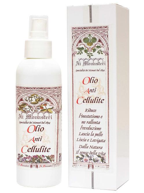 Olio anti-cellulite