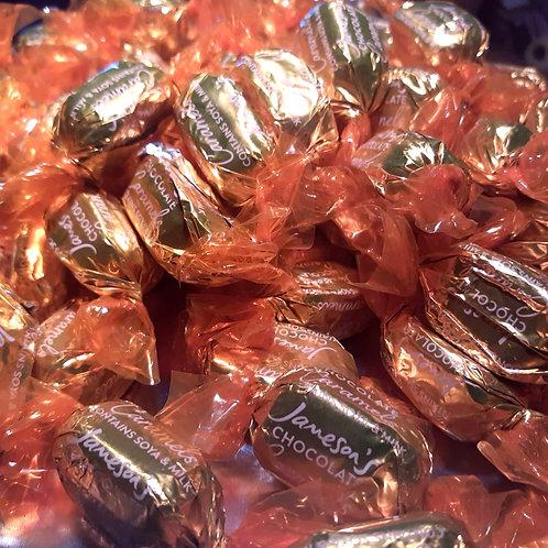 Jamesons Chocolate Caramels