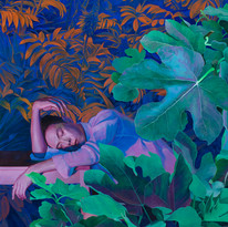 Slumber (After Goya) - Dusk