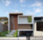 Fachada Casa Visivo Arquitetura_Photo -