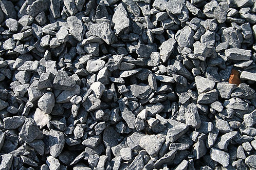 Crushed Gray Stone