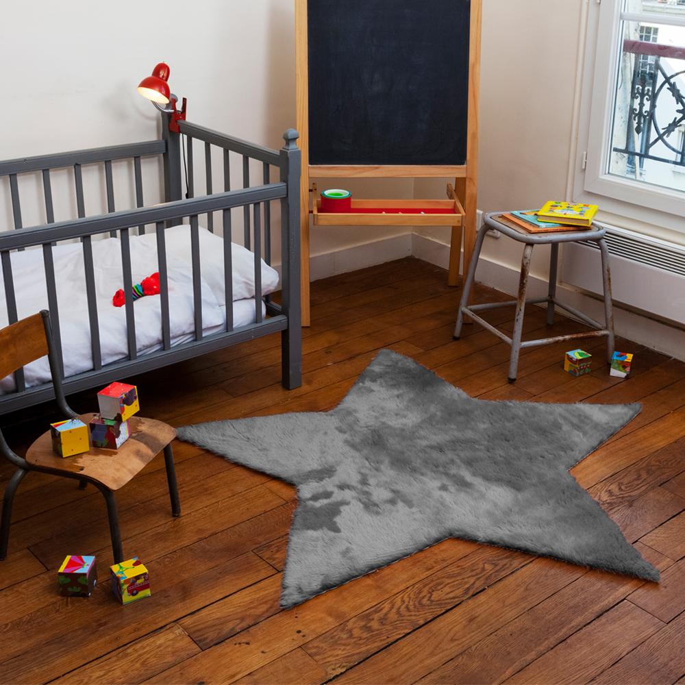 tapis fausse fourrure