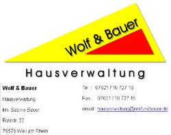 www.wolfundbauer.de