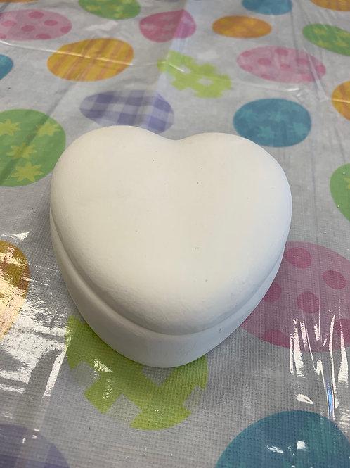 Heart Flat Box
