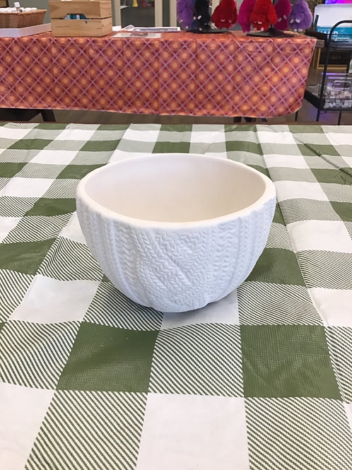 Sweater Bowl